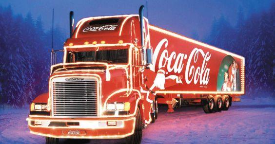 cokechristmastruck
