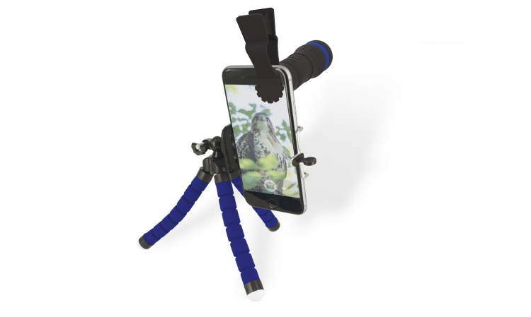 discovery channel smartphone telescope