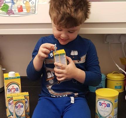 SMA Pro Toddler Milk
