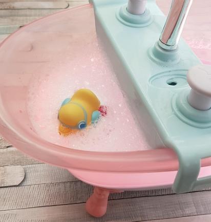 baby born interactive bath tub review